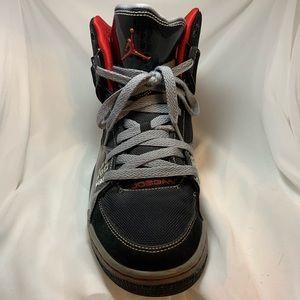 Men's Air Jordan SC-1 Black/Varsity Red Sneakers